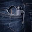 Thyrm SwitchBack DF Flashlight Ring